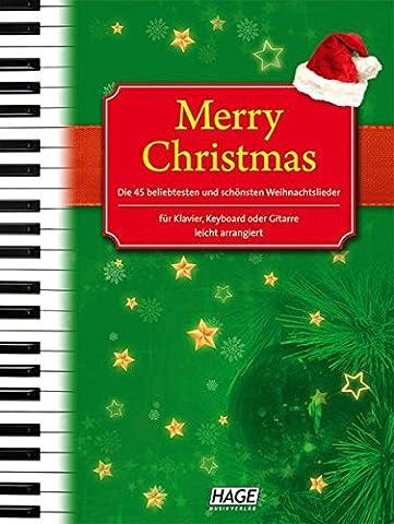 Merry Christmas! (mit Playback CD) (Glenn Miller-jingle Bells Weihnachten)