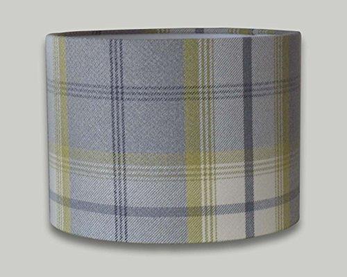 balmoral-citrus-grey-green-tartan-check-drum-lampshade-20cm-25cm-30cm-35cm-40cm-50cm-60cm-70cm-lamp-