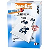 Cleanbag M 158 MIE 16 - vacuum accessories & supplies (Miele - S 400i - 499i - S 600i - 699i - S 800i - 899i - S 5000-5999, 4 pc(s), 2 pc(s))