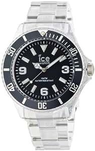 Ice-Watch Herren - Armbanduhr Ice Pure Analog Quarz Kunststoff PU.AT.B.P.12