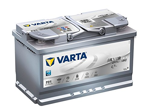 Varta Start Stop Plus, AGM F21 80Ah, batteria per auto