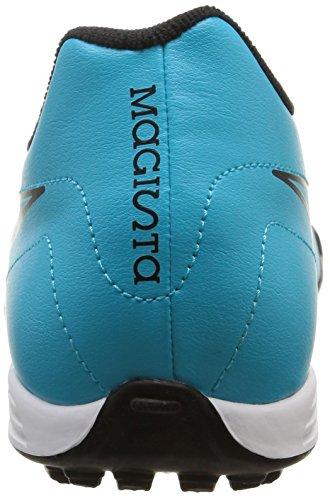 Nike Magista Ola TF, Chaussures de football homme Turquoise - (Turquoise Blue/Turquoise Blue-Black-Black)
