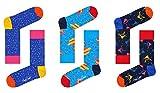 Happy Socks Geschenkbox BIRTHDAY GIFT BOX XBDA08-6000 Navy, Size:36-40