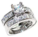 Fake Diamond Rings - Best Reviews Guide