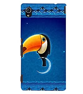 GADGET LOOKS PRINTED BACK COVER FOR SONY XPERIA M4 AQUA MULTICOLOUR