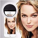 i-Tronixs Selfie-Ring-Licht für AGM A8 SE [tolle Fotografie] mit 36 LEDs für Smartphone-Kamera rund [Erstellen Sie Beste Selfies]