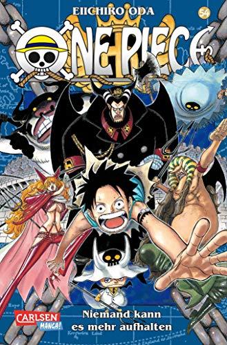 One Piece, Bd.54