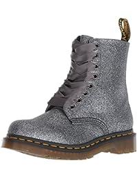 a2173019ea6 Amazon.fr   Dr martens - Gris   Chaussures femme   Chaussures ...