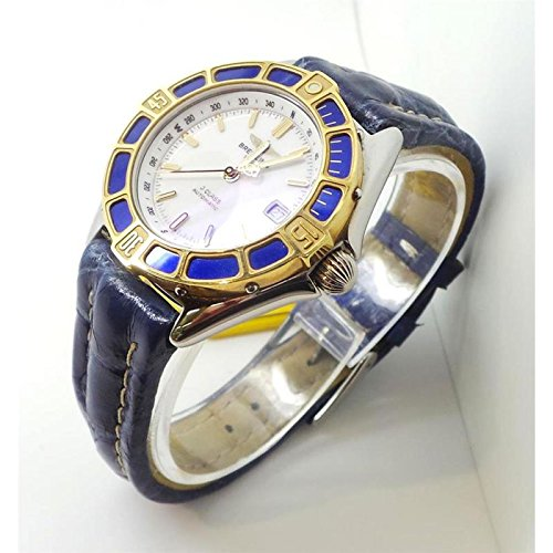 breitling-clock-man-d3106316-a147-breaker-steel-quandrante-white-leather-strap
