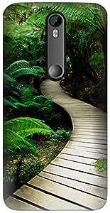 Delberto Printed Back Cover for Motorola Moto G Turbo