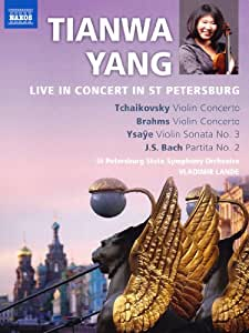 Tianwa Yang Live In Concert (St. Petersburg)