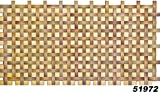 1 PVC Dekorplatte Mosaic Wandverkleidung Platten Wand Paneel 95x48cm, 51972
