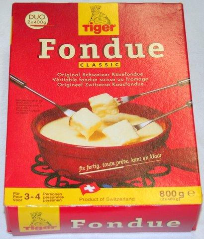 Tiger - Fondue 800 g