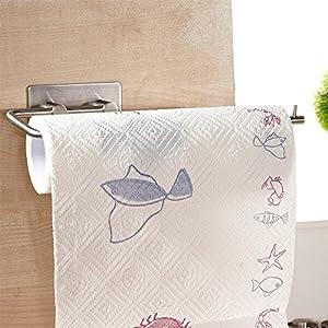 Küchenrollenhalter Wand küchenrollenhalter wand ohne bohren günstig kaufen dein