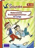 Rabenstarke Erstlesegeschichten für Jungs (Leserabe - Sonderausgaben)