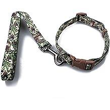 WEI WANG Pet Collar Anillo para Cables de Tracción del Cuello,El Compromiso.