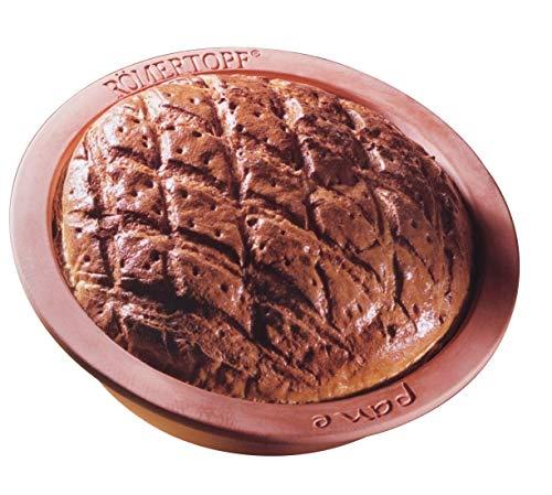 Römertopf Brotbackform Pane, rund, 31 x 9,5 cm