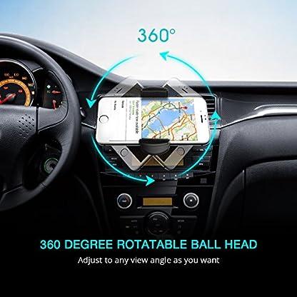 Mpow-CD-Schlitz-Handyhalterung-Auto-360-Drehung-kfz-smartphone-halterungUniversal-CD-Schlitz-Autohalterung-mit-KlemmeHandyhalter-fr-Auto-fr-iPhoneGalaxyHuaweiSony-usw-smartphone-GPS-Gerte