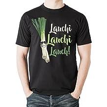 02e3c3d33f56 Siviwonder LAUCH Unisex T-Shirt Lauchi Lauchi Lauch Diät Gemüse Sport