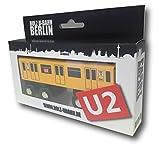 Holz U-Bahn Berlin Linie U2