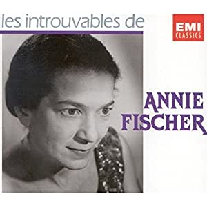 Les Introuvables d'Annie Fischer