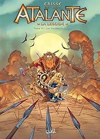 Atalante, tome 10 : Les Hordes de Sargon par  Crisse