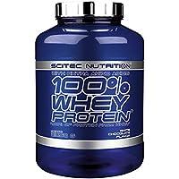 Scitec Whey Protein Sabor Chocolate blanco, 2350gr