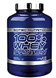 Scitec - Whey Protein - Sabor Chocolate blanco, 2350gr