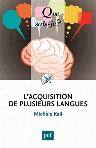 L'acquisition de plusieurs langues