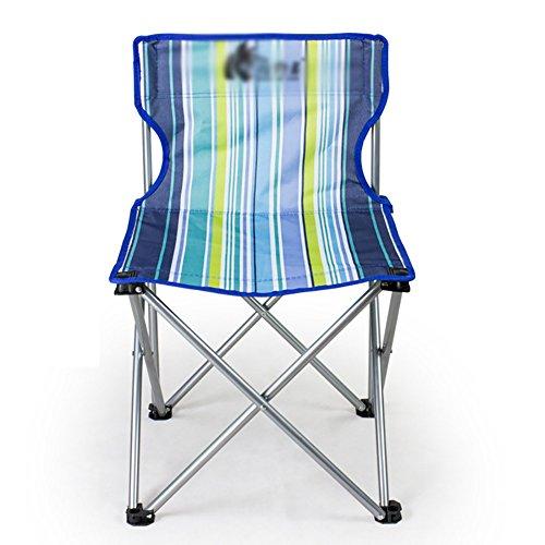 ZCJB Chaise Extérieure Chaise Pliante Portable Chaise De Pêche Chaise Longue Chaise De Plage Chaise Auto-Conduite (Couleur : Style3, Taille : Moyen)