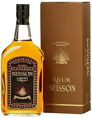 Neisson Agricole Vieux Reserve Speciale mit Geschenkverpackung Rum (1 x 0.7 l)