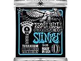 Ernie Ball 3125 Extra Slinky RPS Coated Titanium (008-038)