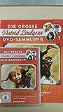 Die große Astrid Lindgren DVD Sammlung Pippi Langstrumpf Ausgabe 1
