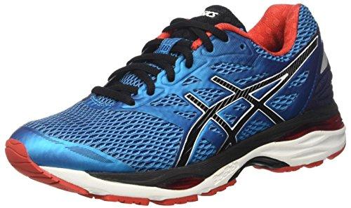 Asics Gel-Cumulus 18, Zapatillas de Running Para Hombre, Blanco...
