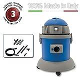 EOLO ASPIRAPOLVERI ASPIRALIQUIDI ASPIRASOLIDI completo di accessori LP22 MADE IN ITALY