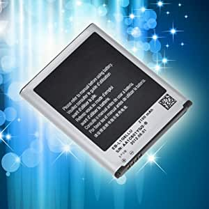 Batterie type EB-L1G6LLUCSTD pour téléphone SAMSUNG GALAXY S3 GT-I9300 2100mAh 3.7V - Visiodirect -