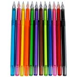 Katara Bunte Gel-Stifte, Fineliner in verschiedenen Farben - extra feine Mine, Farbstifte zum Malen und Schreiben; Stifte Set für die Schule, Büro