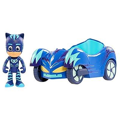 Simba 109402084 - PJ Masks Catboy mit Katzenflitzer von Simba Toys