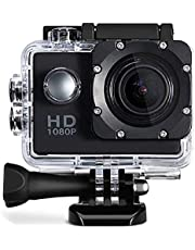 ZM-07, 1080P HD Water Resistant Sports Wi Fi Action Camera with Remote Control and 2 Inch Display