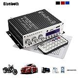 ELEGIANT 12V Mini Bluetooth HiFi Auto KFZ MP3 Stereo Audio