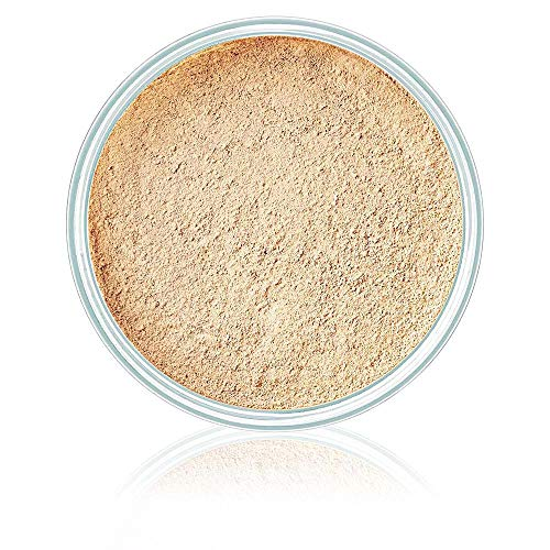Artdeco Mineral Powder Fondo Maquillaje Tono 6 Honey