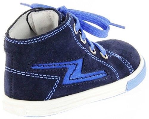 Juge enfants Trotteur Bleu Garçon Chaussures Suède 0125–731–7201Atlantic Sing - atlantic/lagoon