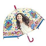 Je suis Luna-Parapluie Soy Luna manuel 48cm bulles Fun