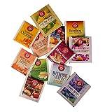 Adventskalender Füllung Set mit 12 Teesorten (Beutel) zum Befüllen (Inhalt wahlweise mit 3, 6, 12 oder 24 Stück)
