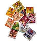 Adventskalender Füllung Set mit 9 Teesorten (Beutel) zum Befüllen (Inhalt wahlweise mit 3, 6, 12 oder 24 Stück)