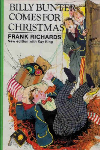 Billy Bunter comes for Christmas