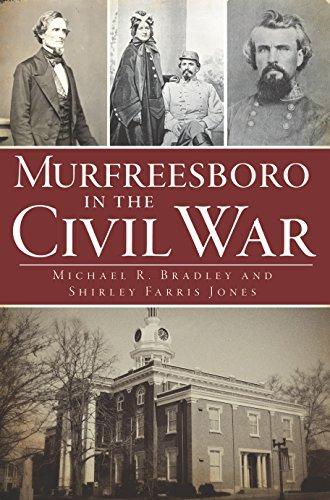 Murfreesboro in the Civil War (Civil War Series) (English Edition)