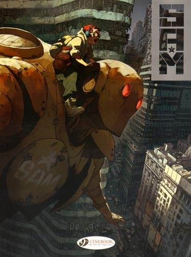 S.A.M., Tome 2 : Robot hunter