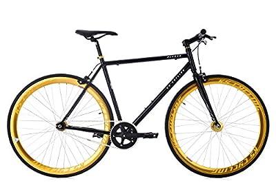KS Cycling Fixie Pegado Rh 53 cm Fahrrad