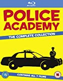 Police Academy 1-7-The Complete Collection [Blu-ray] [Import]